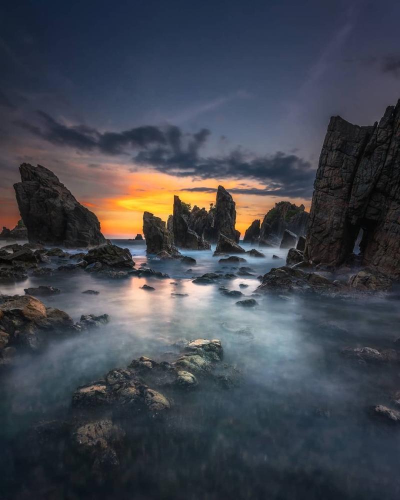 Великолепные природные пейзажи Индонезии от Лонго Хиндарто (13)