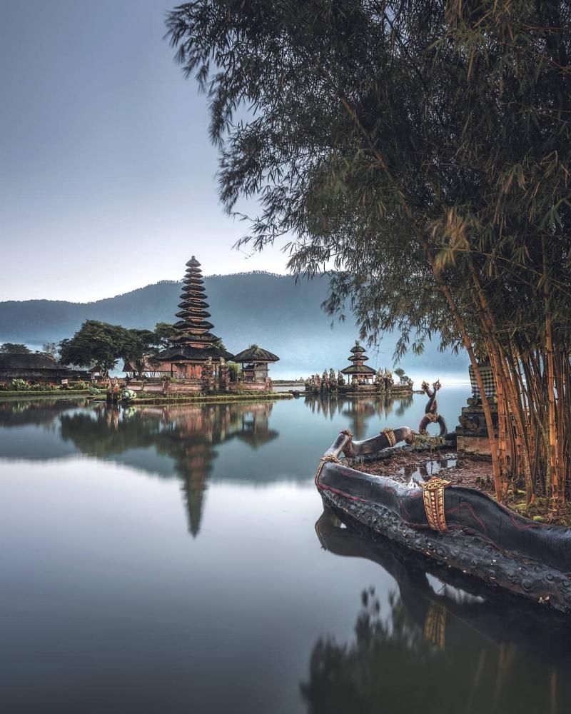 Великолепные природные пейзажи Индонезии от Лонго Хиндарто (18)