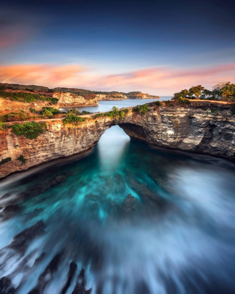 Великолепные природные пейзажи Индонезии от Лонго Хиндарто (19)