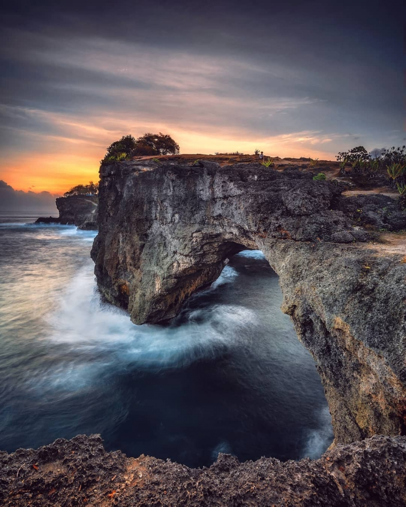 Великолепные природные пейзажи Индонезии от Лонго Хиндарто (8)