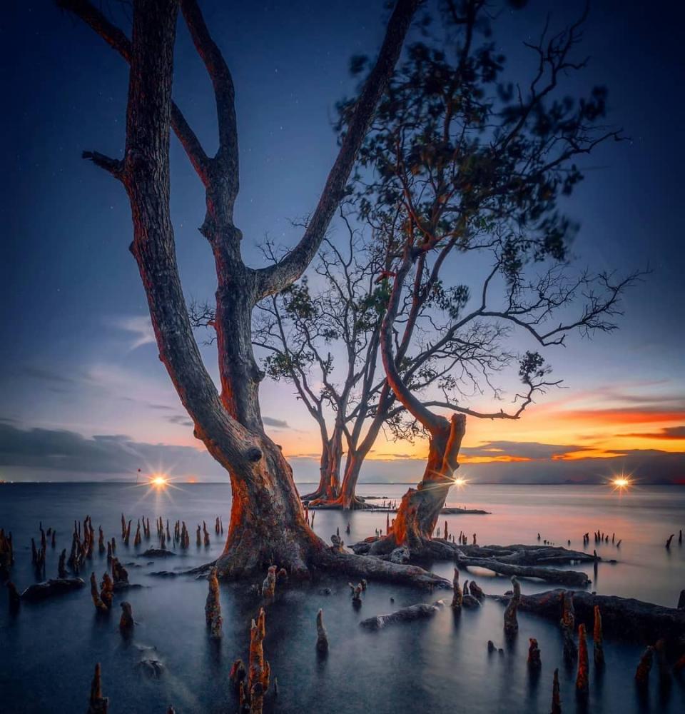 Великолепные природные пейзажи Индонезии от Лонго Хиндарто (9)