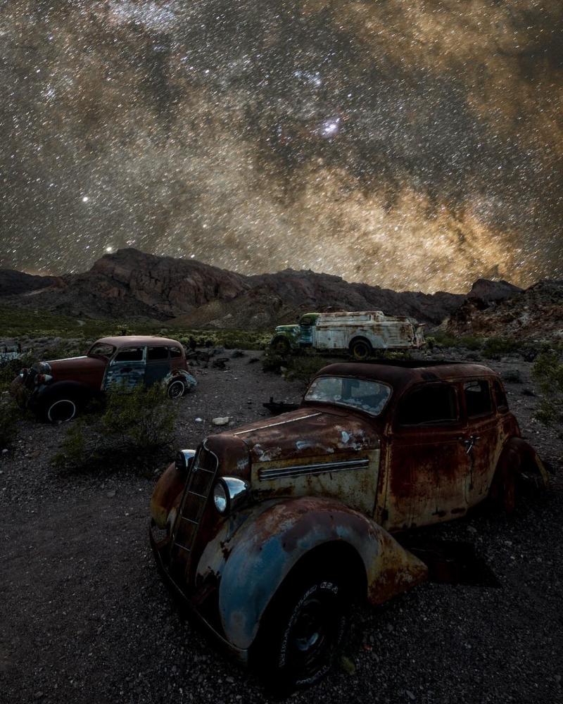 Заброшенная Америка_ потрясающие Urbex фотографии Алекса Маккензи (14)
