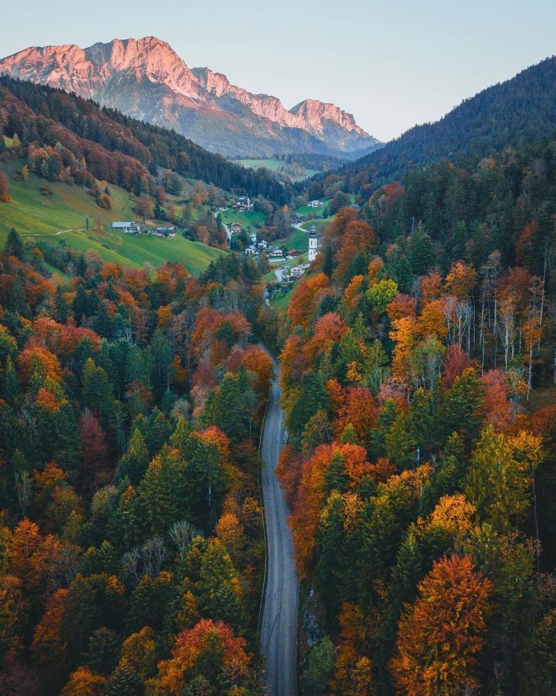 Захватывающие пейзажи Джорджа Илструпа (13)