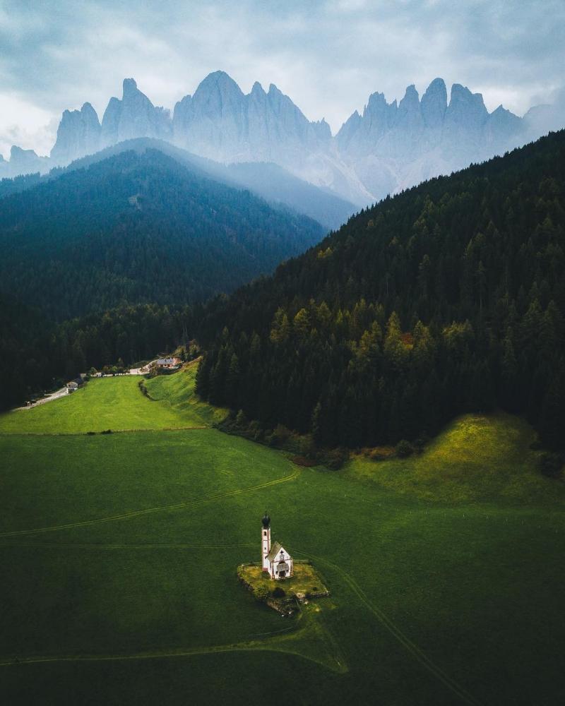Захватывающие пейзажи Джорджа Илструпа (7)