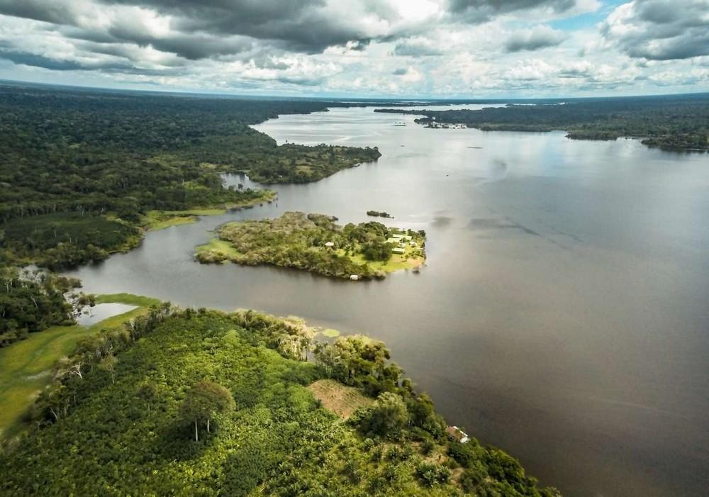 Продается остров в Бразилии за 850 000 долларов
