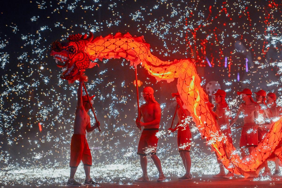 Знакомимся ближе: жизнь Китая в фото