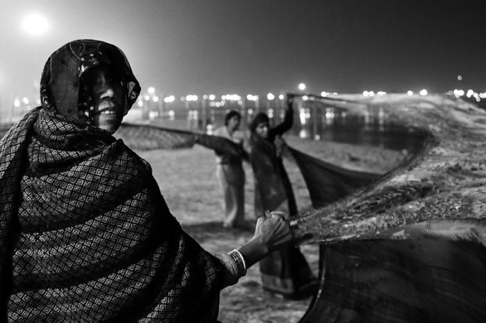 Женщина. Автор: Vineet Vohra.