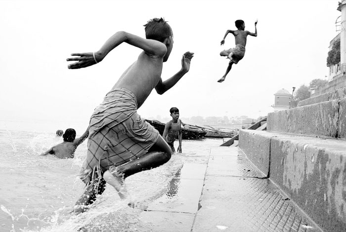 Радость нового дня. Автор: Manish Khattry.