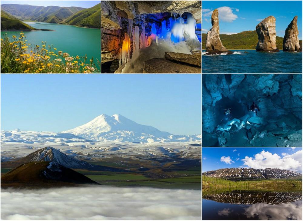 Красоты природы: места в России, которые нужно посетить