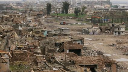 Возрождение Мосула или жизнь в руинах: фото