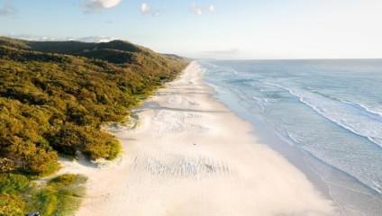 Пляжи Австралии на аэрофотоснимках Джима Найта