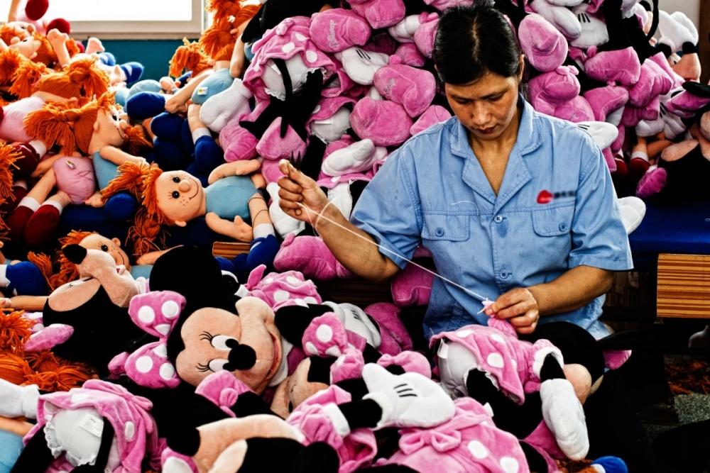Экскурсия на китайскую фабрику игрушек (4)