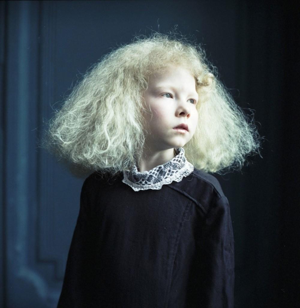 Красота и нежность юности в фотографиях Хелен ванн Мин