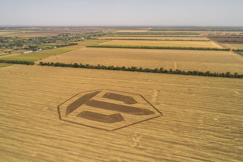 Из космоса на территории России космонавты заметили логотип World of Tanks (1)
