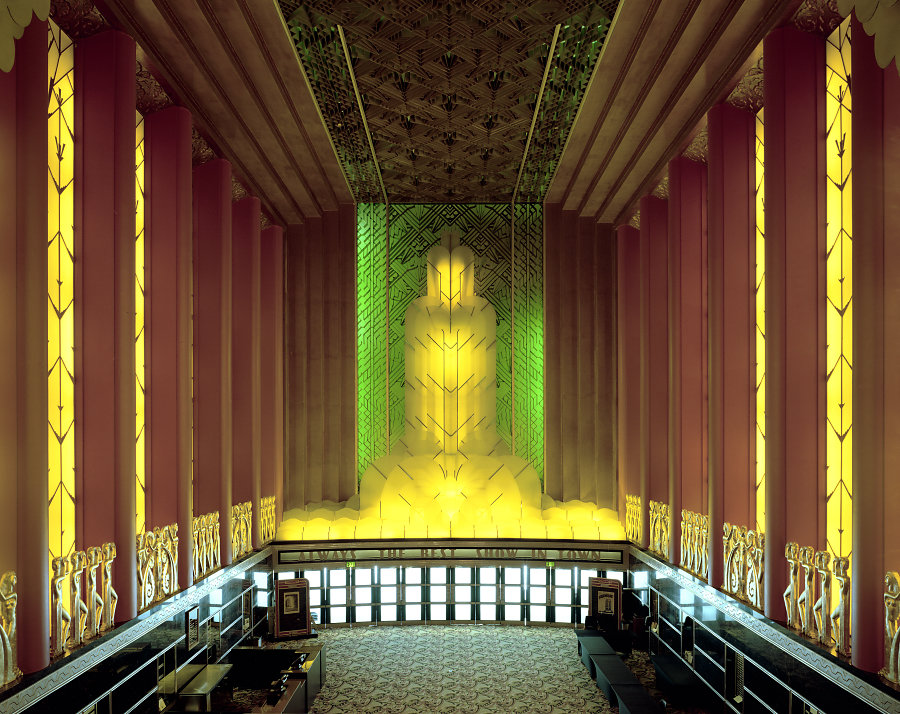 Кинотеатры мира в фотопроекте Стефана Заубицера_ «В этих залах есть ощущение тайны» 1