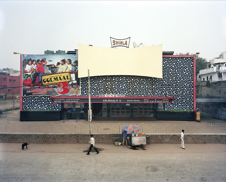 Кинотеатры мира в фотопроекте Стефана Заубицера_ «В этих залах есть ощущение тайны» 12