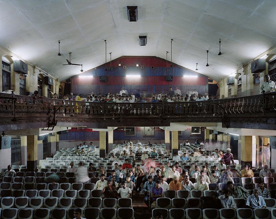 Кинотеатры мира в фотопроекте Стефана Заубицера_ «В этих залах есть ощущение тайны» 13