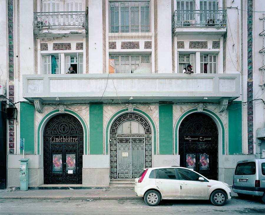 Кинотеатры мира в фотопроекте Стефана Заубицера_ «В этих залах есть ощущение тайны» 14