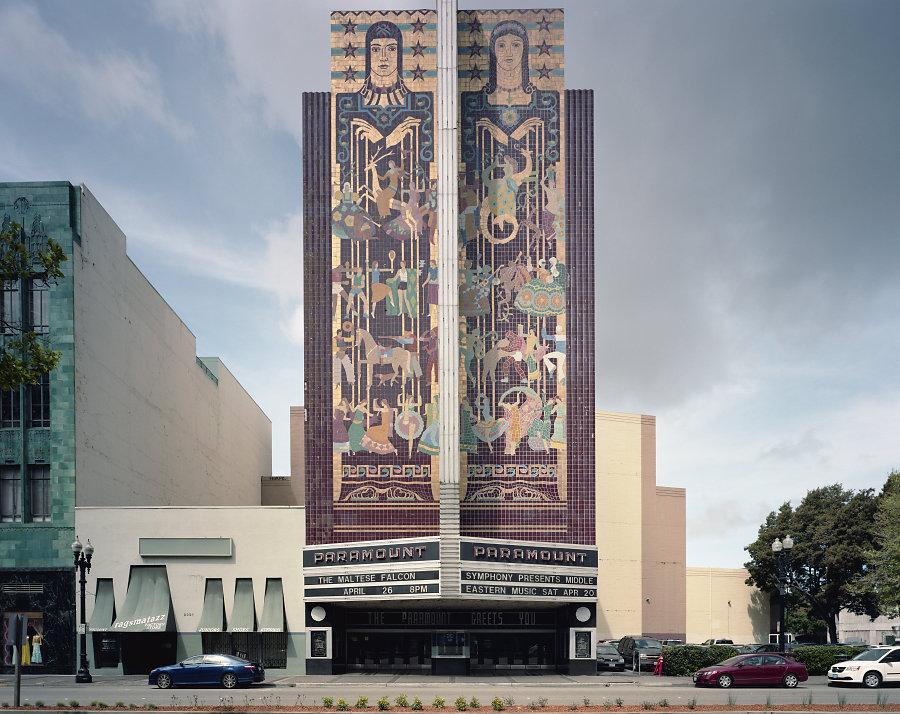 Кинотеатры мира в фотопроекте Стефана Заубицера_ «В этих залах есть ощущение тайны» 2