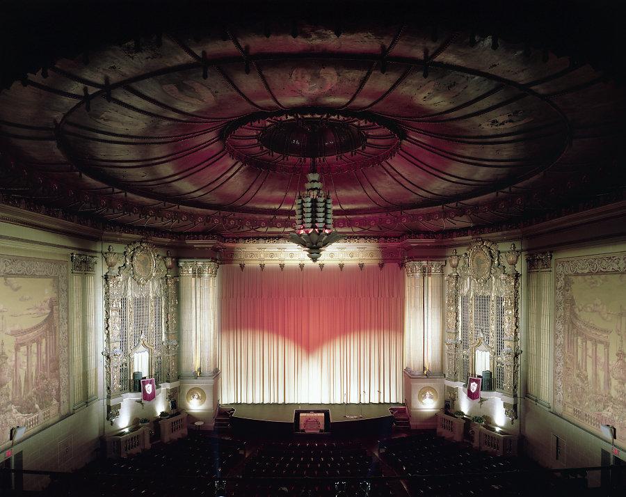Кинотеатры мира в фотопроекте Стефана Заубицера_ «В этих залах есть ощущение тайны» 4