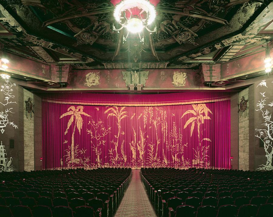 Кинотеатры мира в фотопроекте Стефана Заубицера_ «В этих залах есть ощущение тайны» 5