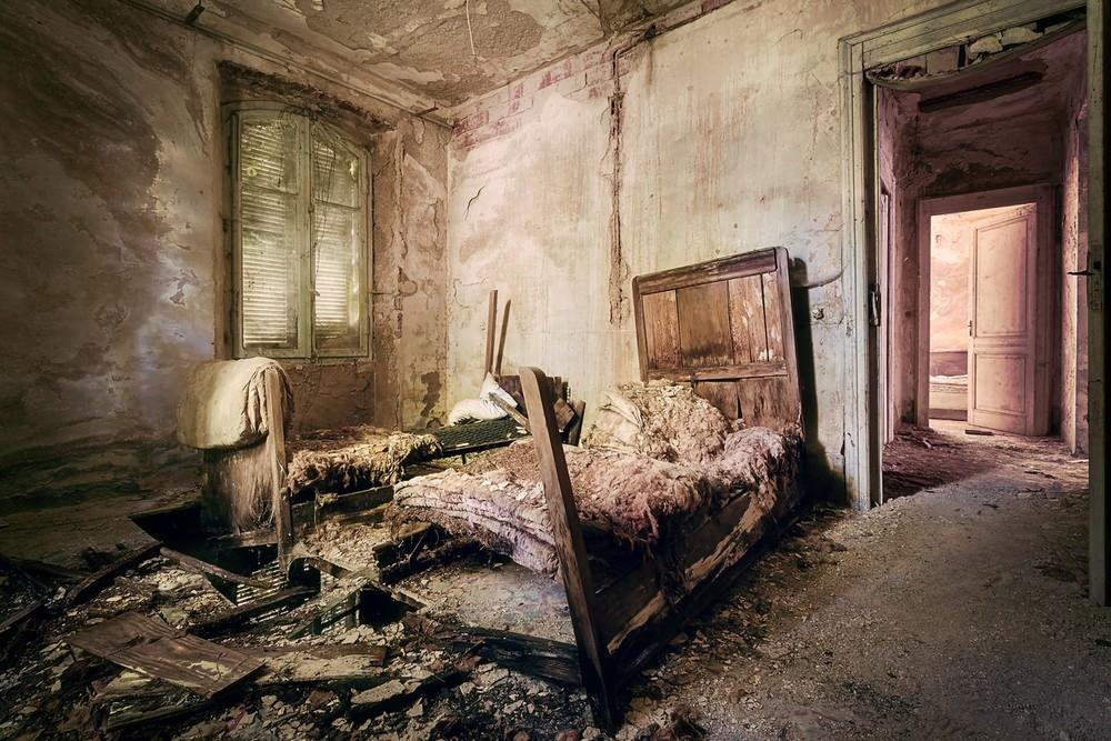 Красивые заброшенные здания Италии (13)