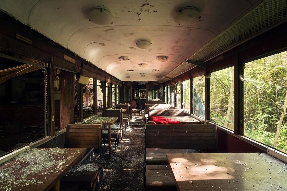 Красивые заброшенные здания Италии (18)