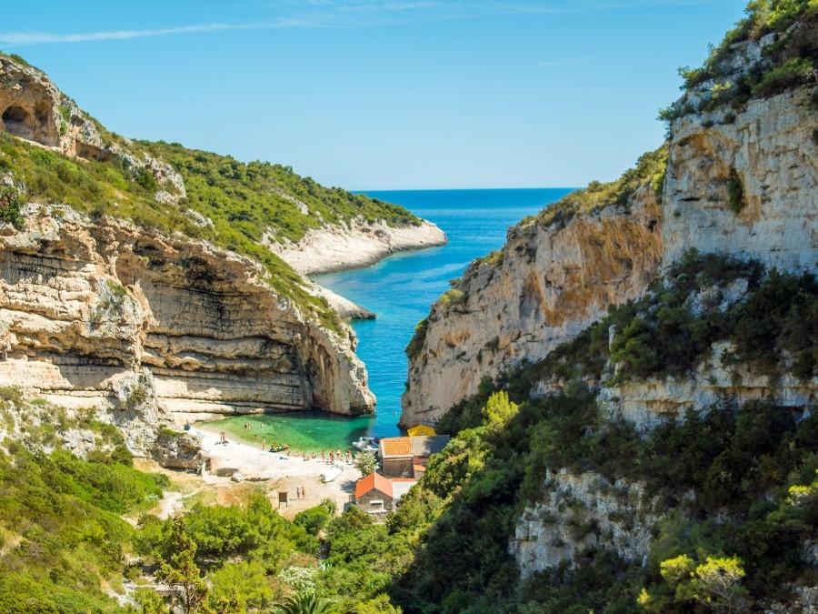 Красота хорватских островов в фотографиях (1)