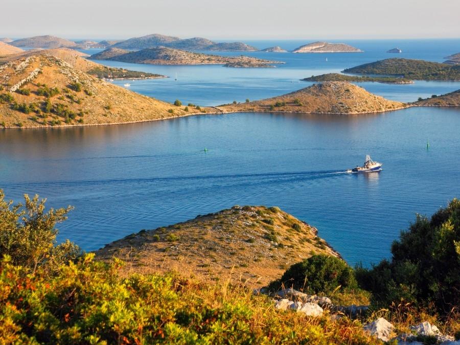 Красота хорватских островов в фотографиях (2)
