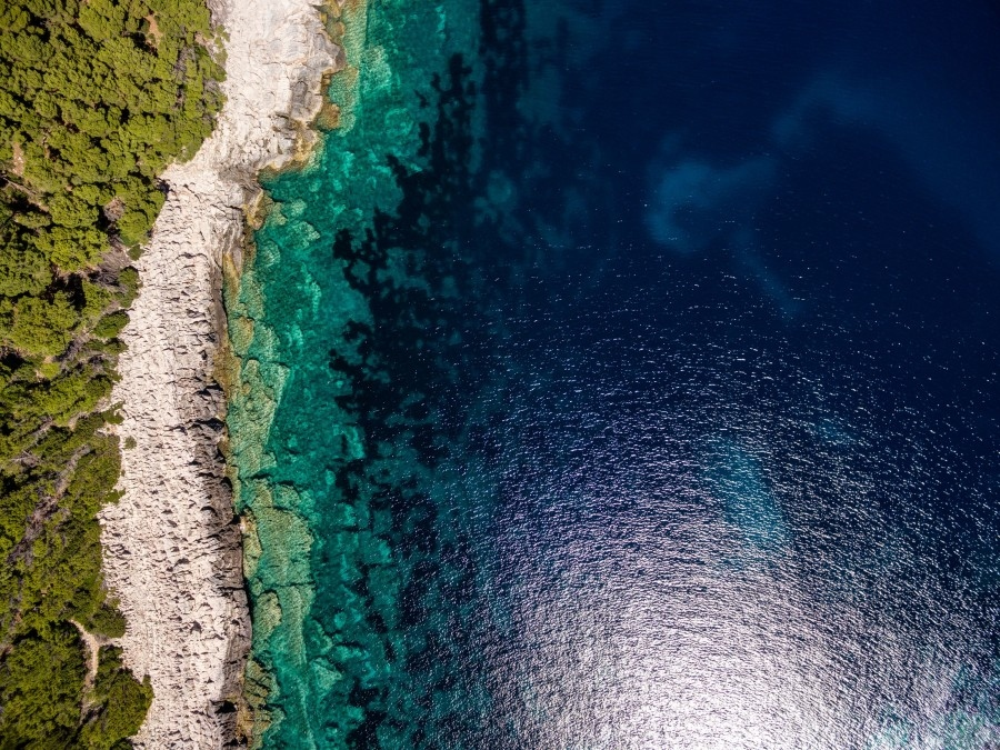 Красота хорватских островов в фотографиях (4)