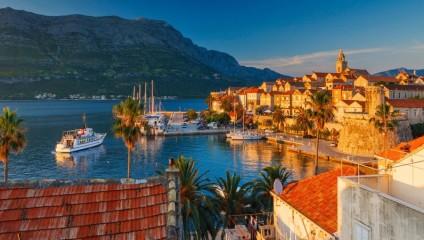 Отдых в Раю: фотографии с хорватских островов