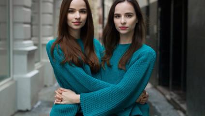 Фотопроект Питера Зелевски о близнецах: «Одинаковые, но непохожие»