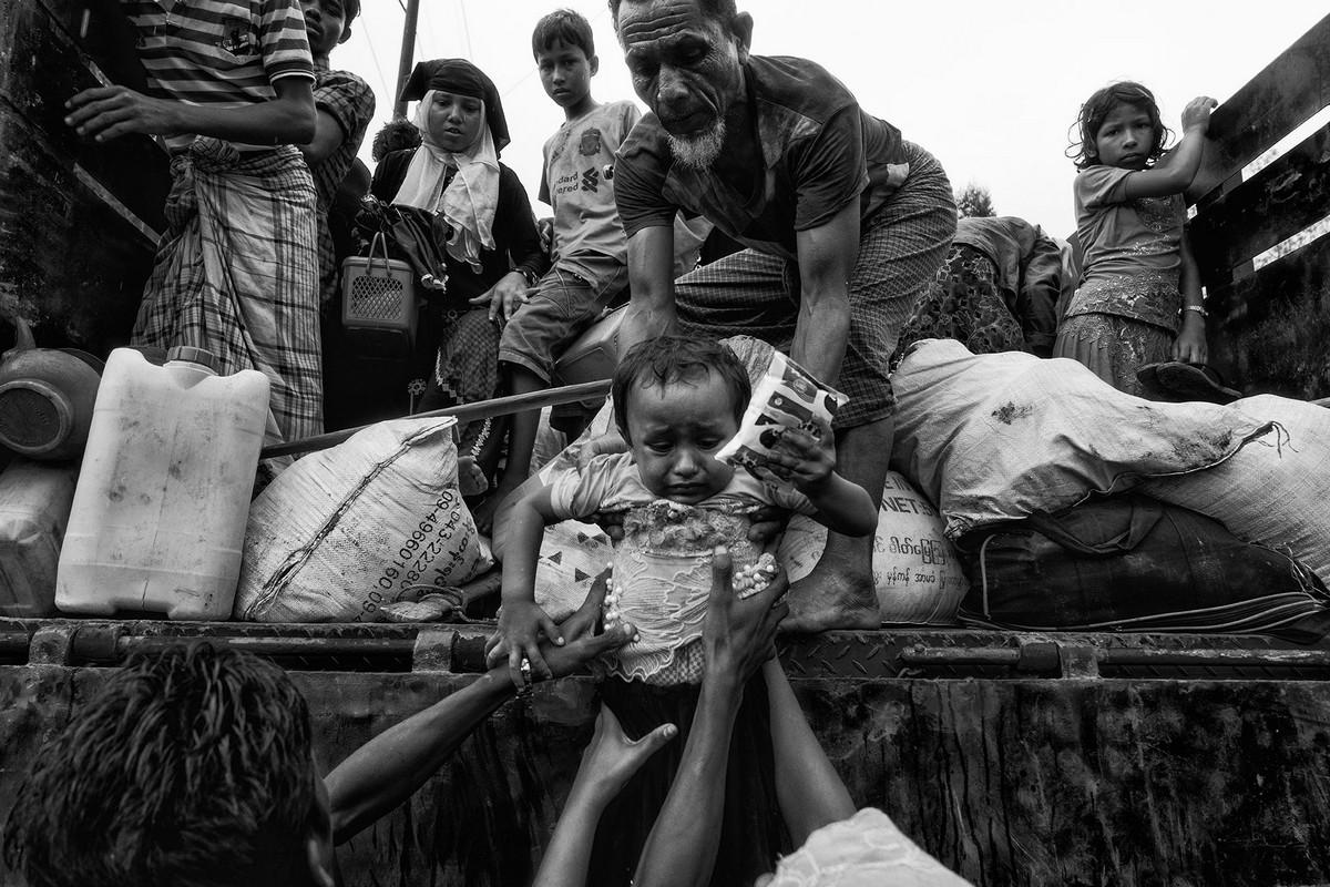 Победители в категории «Монохром» фотоконкурса Siena International Photo Awards 2018 5