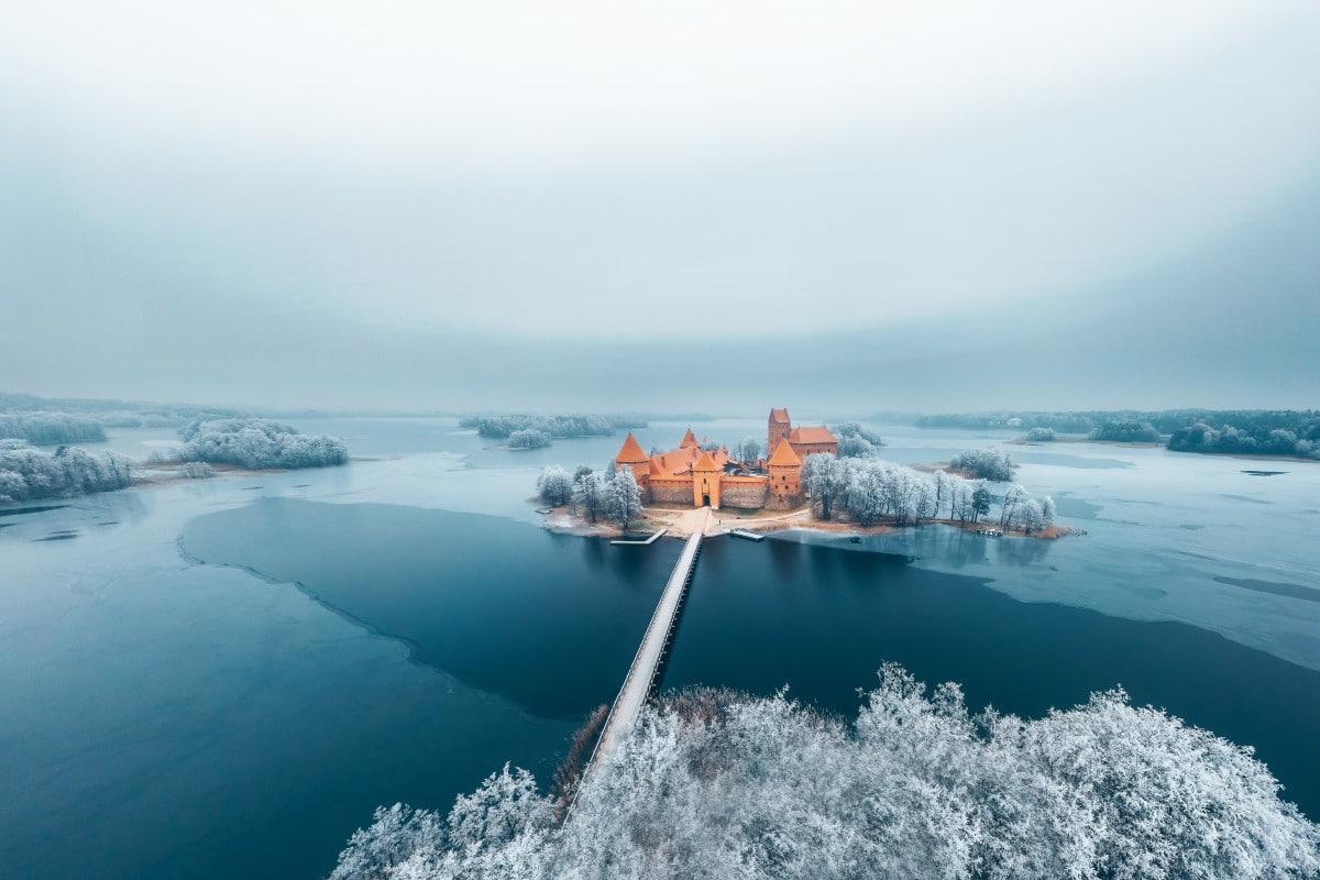 Прекрасные виды с воздуха в фотографиях победителей конкурса Dronestagram 12