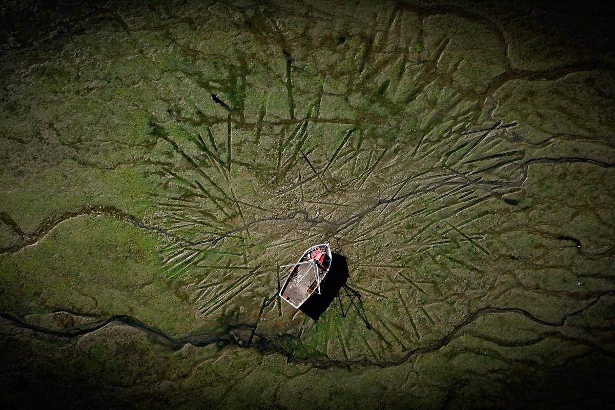 Прекрасные виды с воздуха в фотографиях победителей конкурса Dronestagram 17
