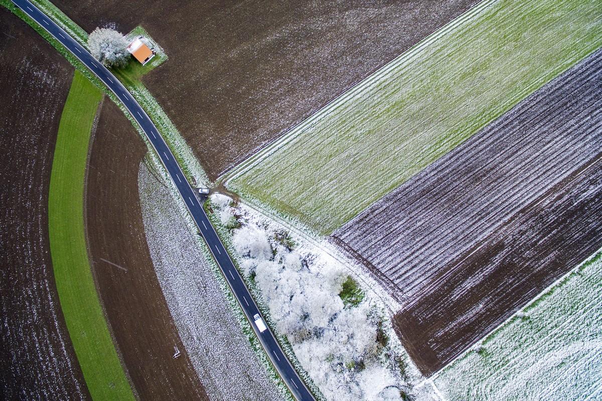 Прекрасные виды с воздуха в фотографиях победителей конкурса Dronestagram 19