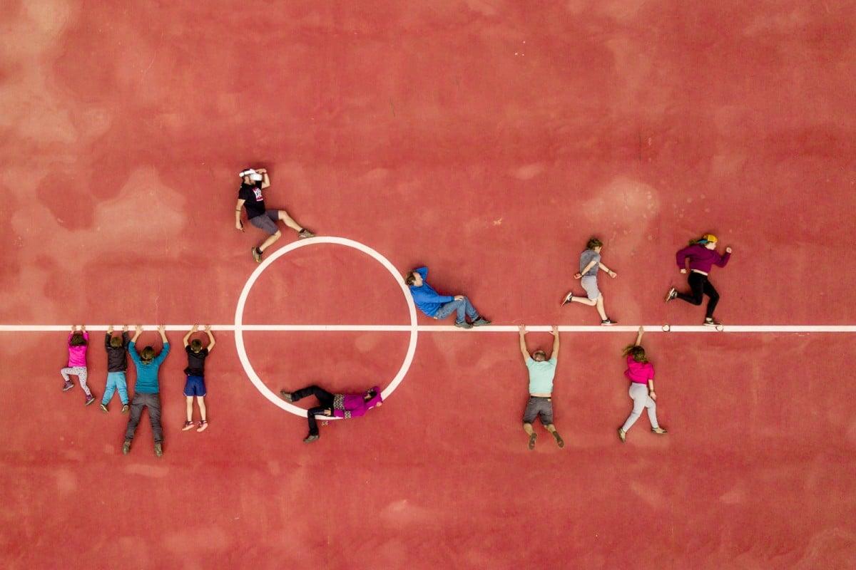 Прекрасные виды с воздуха в фотографиях победителей конкурса Dronestagram 20
