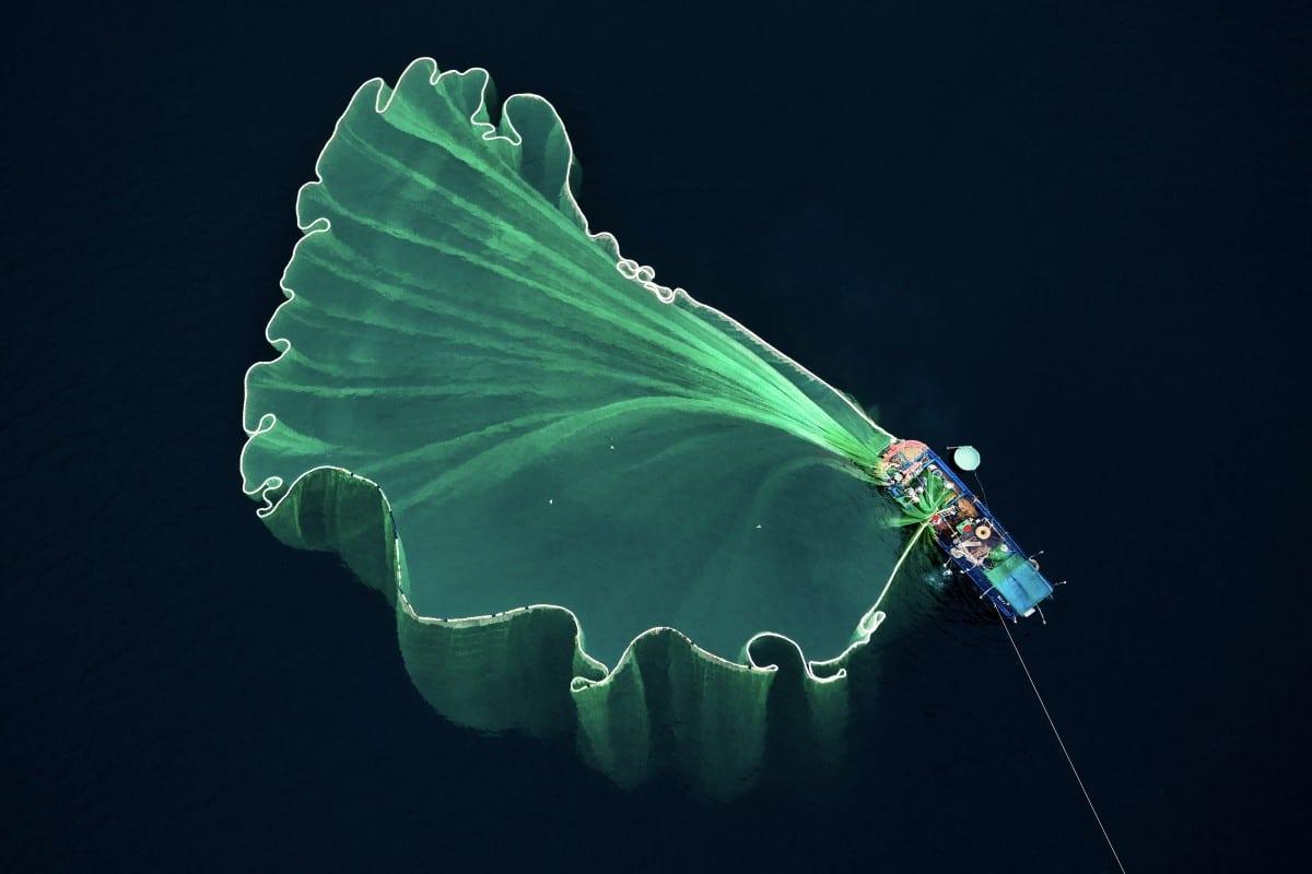 Прекрасные виды с воздуха в фотографиях победителей конкурса Dronestagram 2