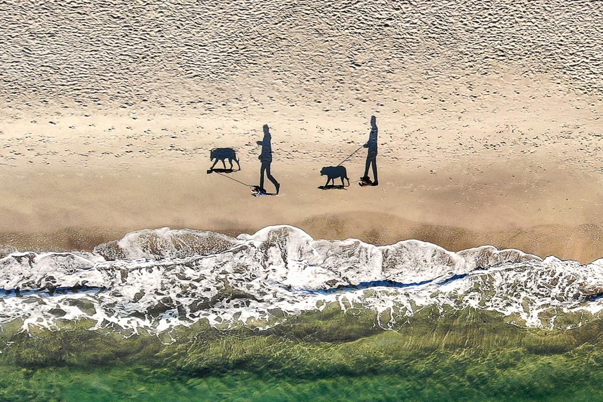 Прекрасные виды с воздуха в фотографиях победителей конкурса Dronestagram 3
