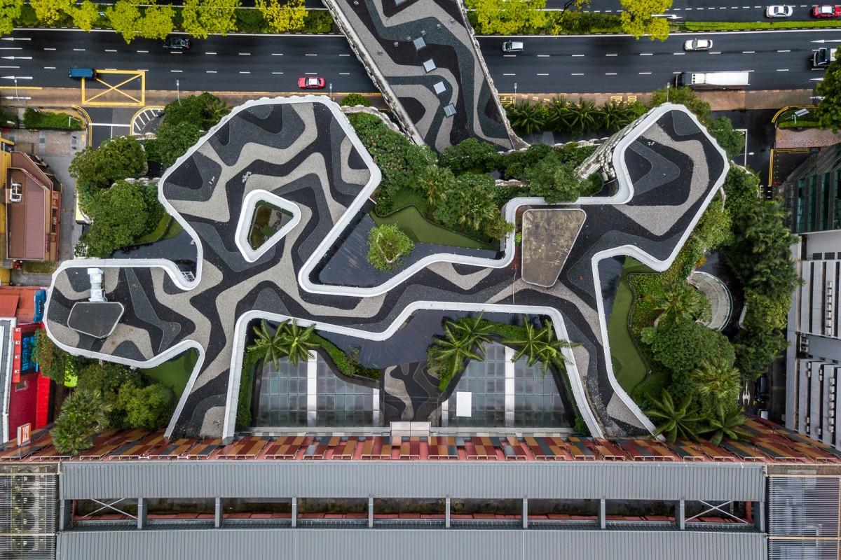 Прекрасные виды с воздуха в фотографиях победителей конкурса Dronestagram 4