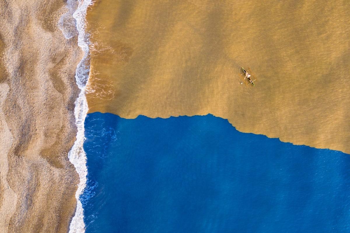 Прекрасные виды с воздуха в фотографиях победителей конкурса Dronestagram 7