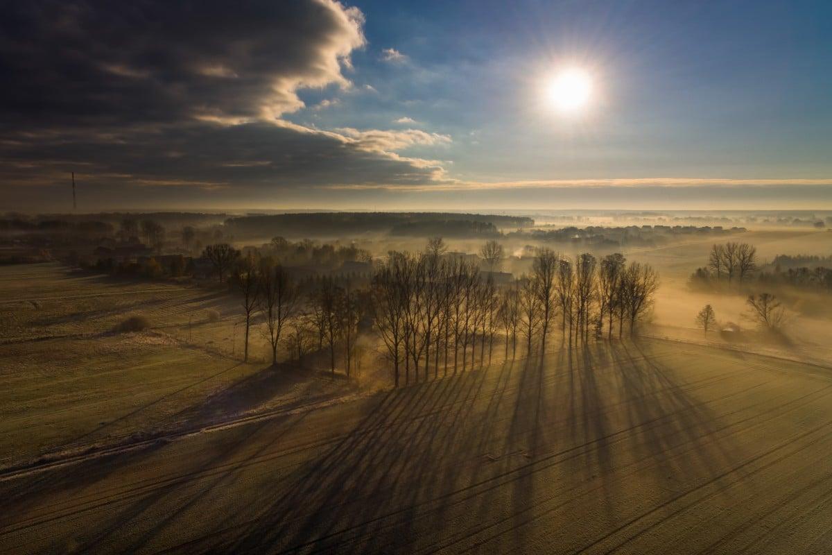 Прекрасные виды с воздуха в фотографиях победителей конкурса Dronestagram 8