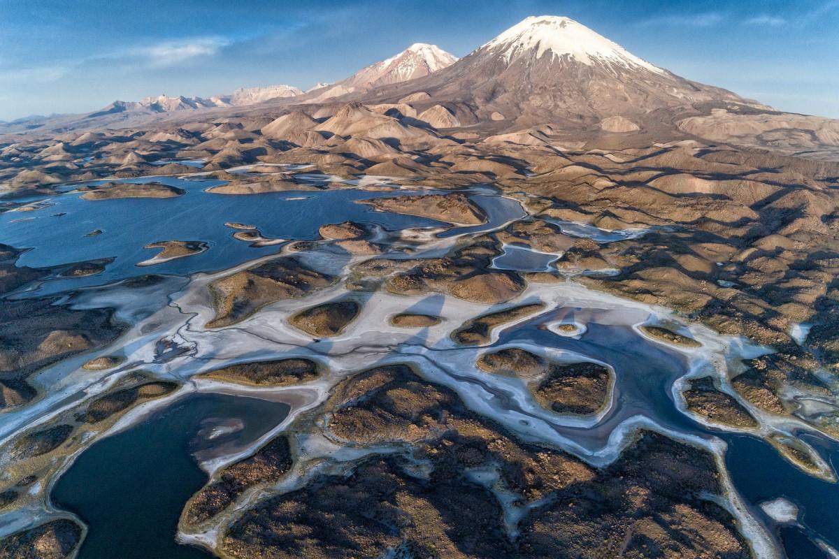 Прекрасные виды с воздуха в фотографиях победителей конкурса Dronestagram 9