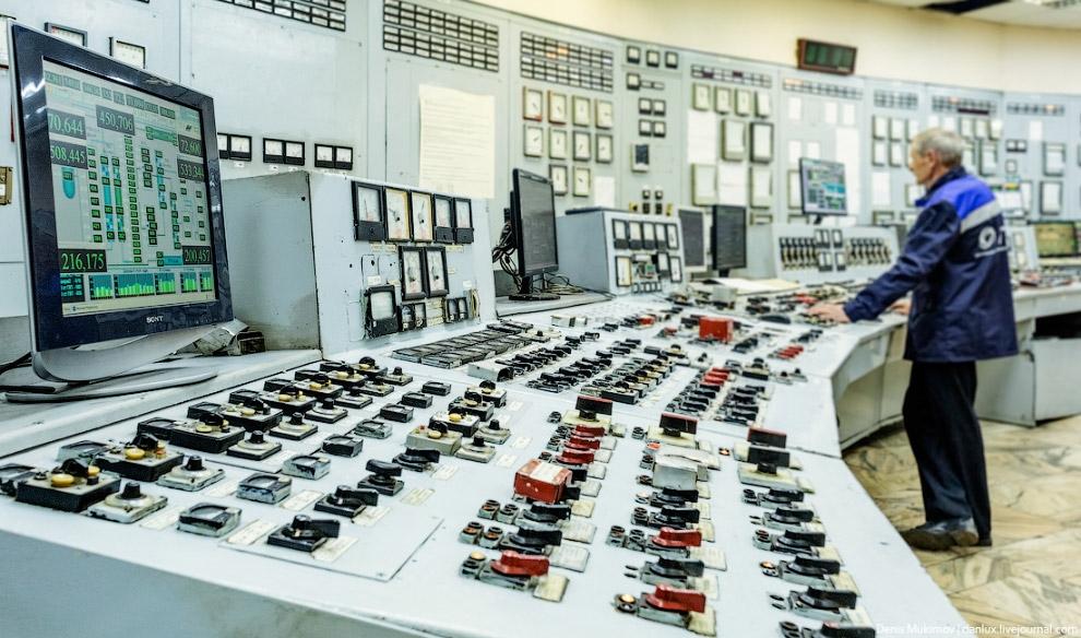 Фоторепортаж из самой большой ТЭЦ  Республики Хакасия