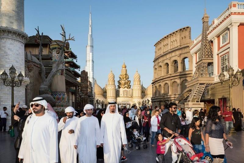 Роскошная жизнь богачей Дубая (11)