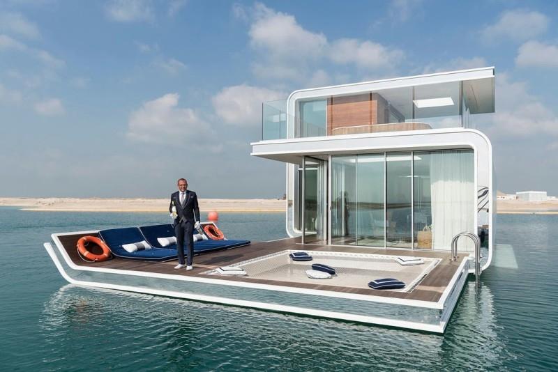 Роскошная жизнь богачей Дубая (2)