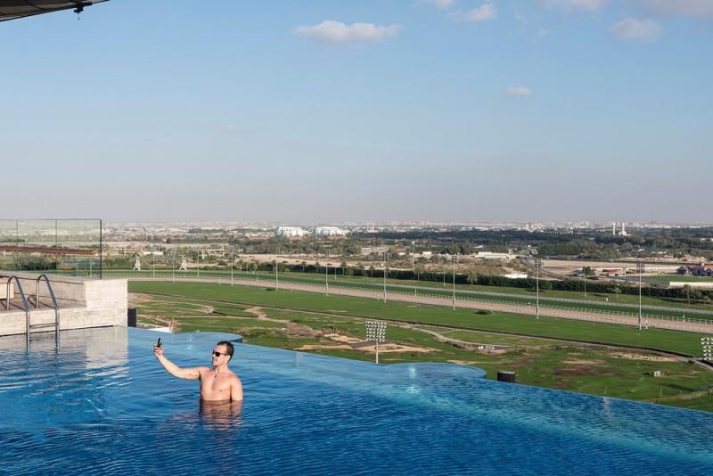 Роскошная жизнь богачей Дубая (3)