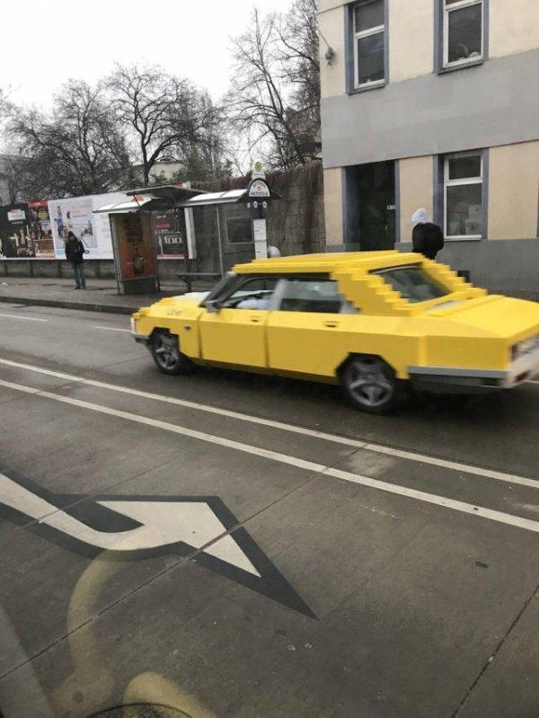 Сумасшедшие автомобильные идеи_ воплощенные в жизнь_37 фото_ (2)