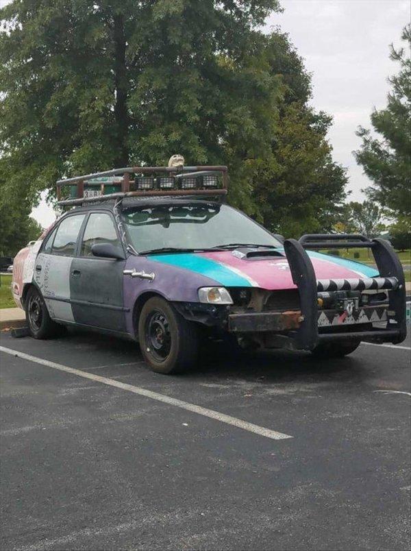 Сумасшедшие автомобильные идеи_ воплощенные в жизнь_37 фото_ (6)