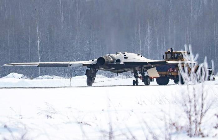 Такого нет даже в США_ в России построили сверхзвуковой беспилотник с технологией _стелс_ (2)